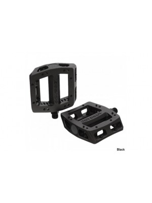 Odyssey Trailmix Alloy Sealed Pedals Black