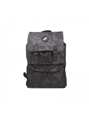 United Vintage Laptop Backpack Midnight Camo
