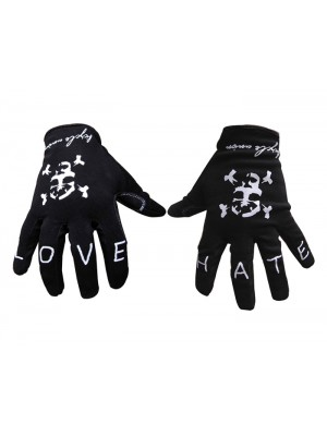 Bicycle Union Love Hate Cuff Less Gloves