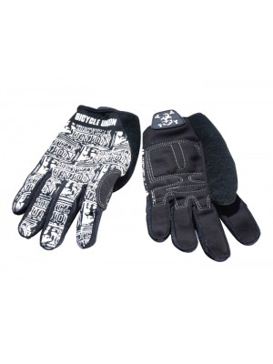 Bicycle Union Map Gloves