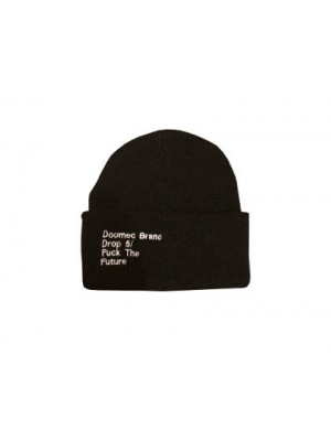 Doomed F**k The Future Beanie