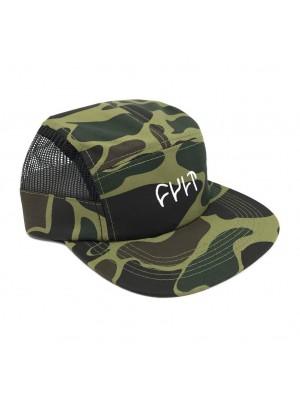 Cult Logo Camper Hat