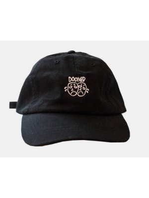 Doomed Stop Crying Dad Hat