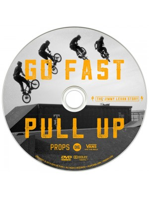 Pull Up Go Fast - The Jimmy Levan Story - DVD