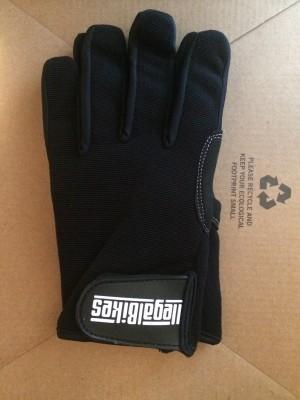 Ilegal Bikes BMX Gloves