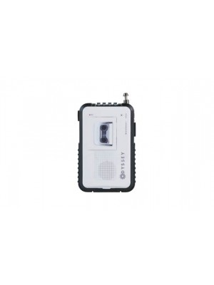 Odyssey Kable Lock White Retractable