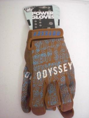Odyssey Power BMX Gloves