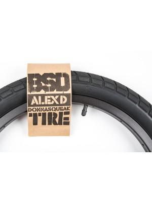 BSD Donnasqueek BMX Tyres