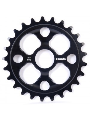 Season Solstice Sprocket Black 25T