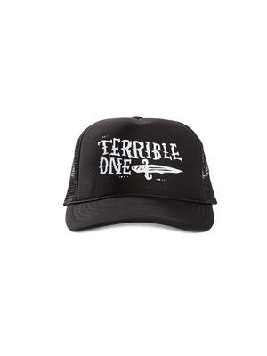 Terrible 1 Knife Mesh Trucker Cap