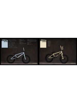 "Tall Order Ramp 16"" Complete BMX Bike"