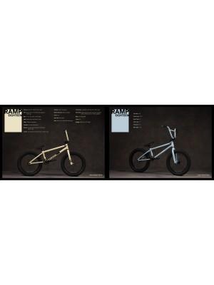 "Tall Order Ramp 18"" Complete BMX Bike"
