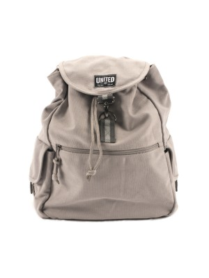 United Canvas Backpack Grey