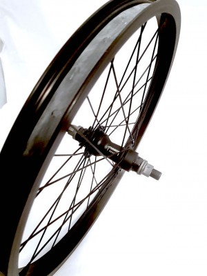 Kink Mission Rear Cassette Wheel LHD