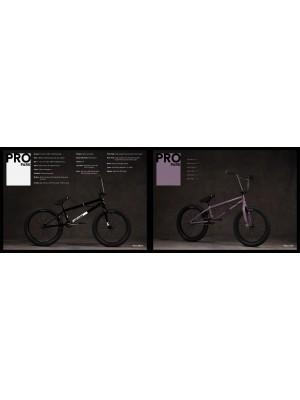 "Tall Order Pro Park 20"" Complete BMX Bike"
