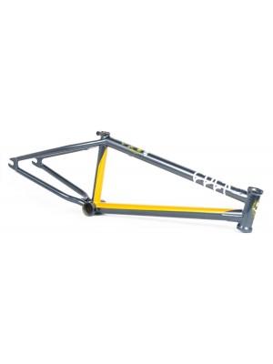 Cult Shorty Castenada X Trip BMX Frame