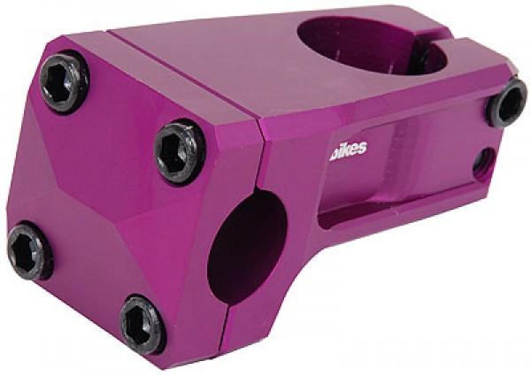 Fly Bikes Potencia 50mm Stem Flat Purple