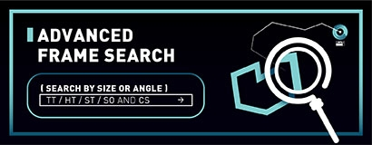 Advanced BMX Frame Search